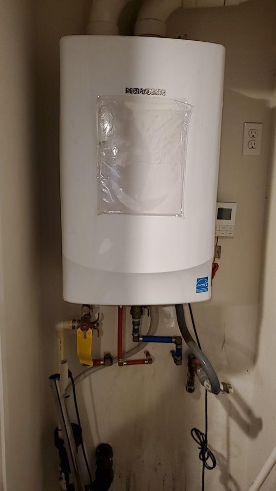 water heater repair kent