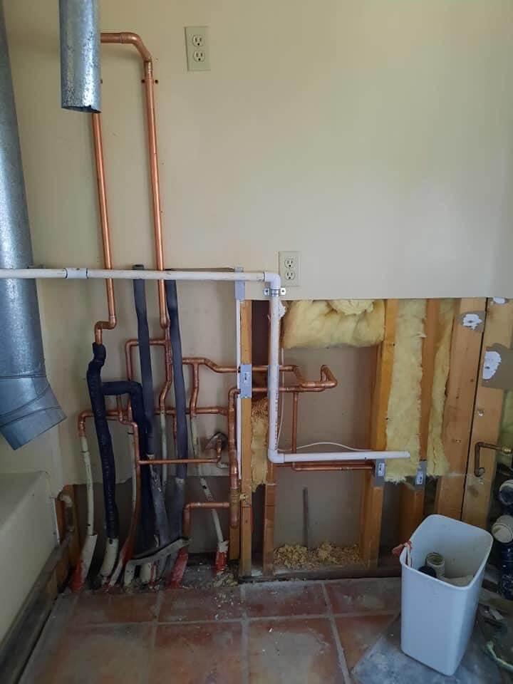 gas line repair puyallup